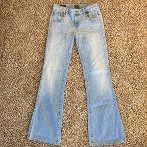 COH Hutton high rise wide leg jeans